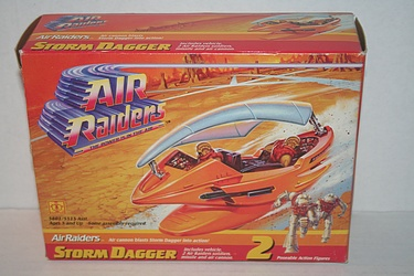 Air Raiders - Storm Dagger