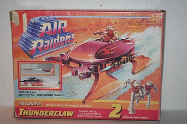 Air Raiders - Battle Dasher Thunderclaw