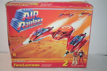Air Raiders - Twin Lightning