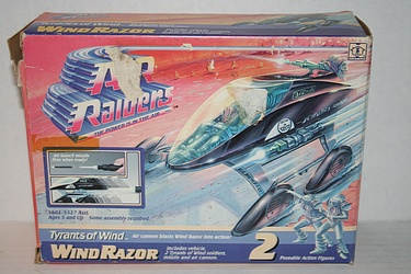 Air Raiders - Wind Razor Battle Dasher