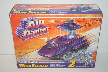 Air Raiders - Wind Seeker