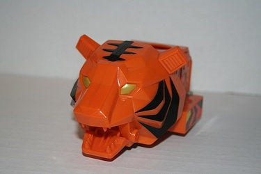 Battle Beasts Chariots: Tearin' Tiger