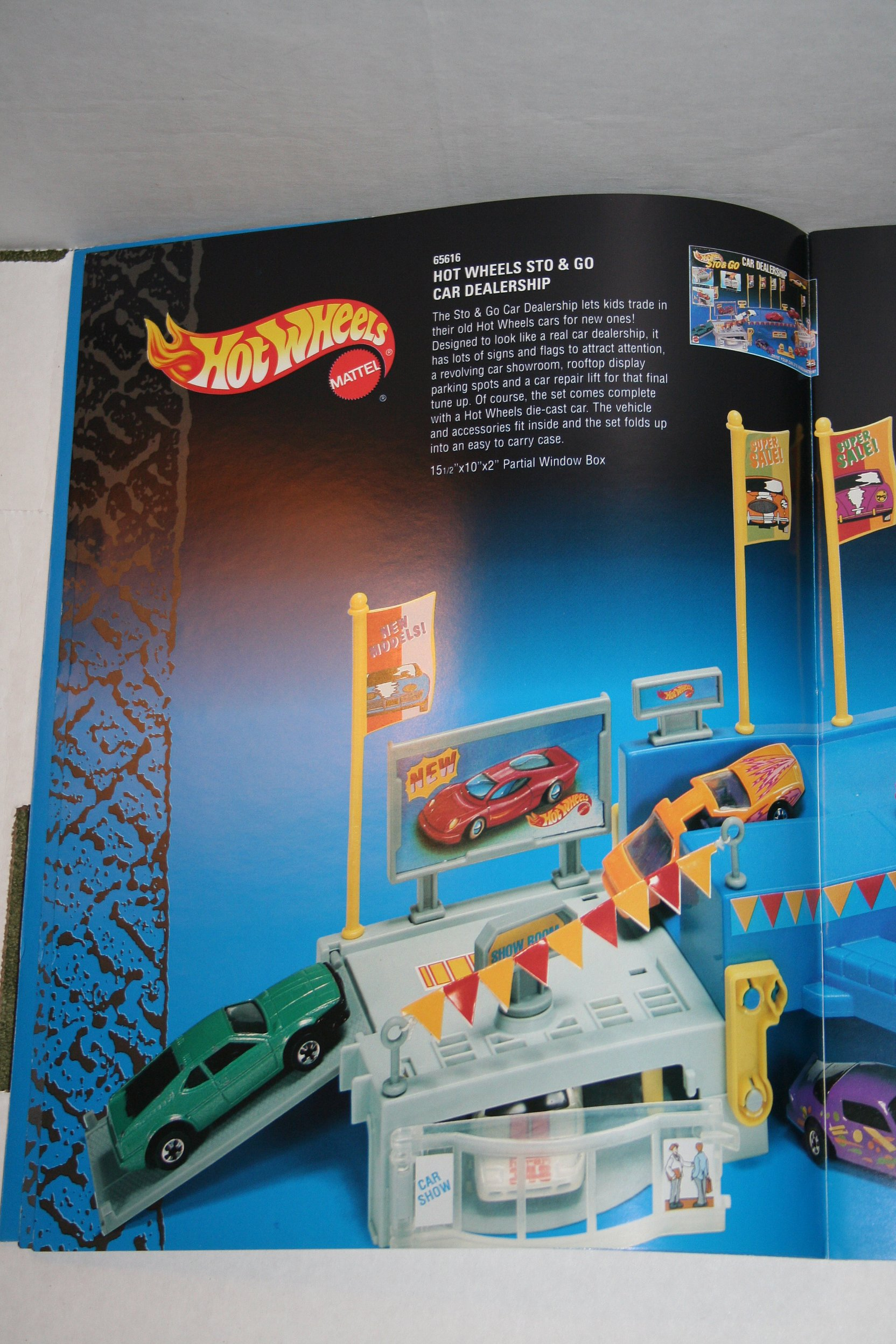 1995 Arco Boys Catalog Parry Game Preserve