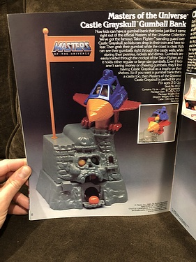 Toy Catalog: 1984 Arrow Industries
