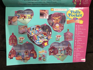 Toy Catalog: 1998 Bluebird Toys