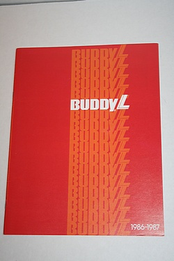 Toy Catalog - 1986-1987 Buddy L