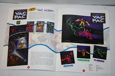 Toy Catalog - 1995 Cap Toys