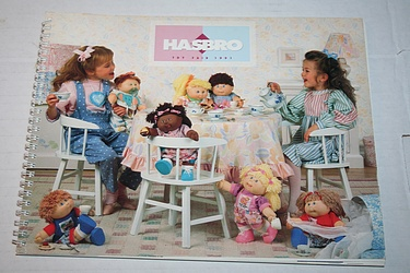 Hasbro 1991 Toy Fair Catalog