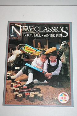 HG Toys - 1984 Winter Catalog