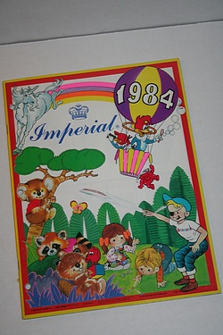 Toy Catalog - 1984 Imperial Toy Corporation