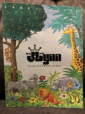 J-Lynn 1983 Toy Fair Catalog