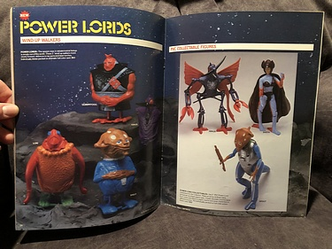 J-Lynn 1983 Toy Fair Catalog - Power Lords