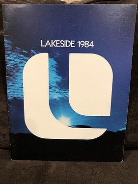 Toy Catalog: 1984 Lakeside