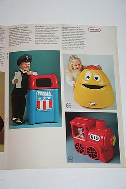 Toy Catalog - 1976 Little Tikes - Tipples