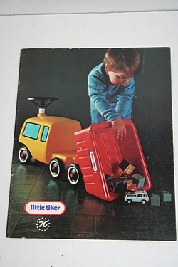 Toy Catalog - 1976 Little Tikes