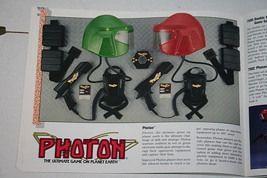 1987 LJN Toys, Entertech Catalog