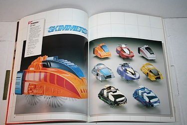 1988 Matchbox Dealer Catalog - Skimmers