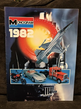 Toy Catalog: Monogram 1982