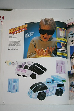 1990 Nasta Dealer Catalog - Prototype Reactors!