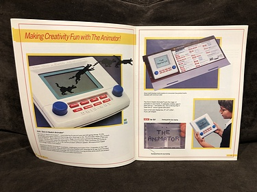 Toy Catalog: 1987 Ohio Art