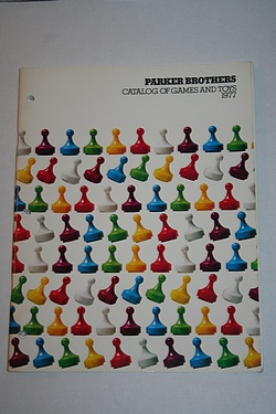 1977 Parker Brothers Catalog