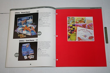 1983 Parker Brothers 100th Anniversary Catalog