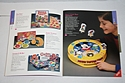 Toy Catalogs: 1991 Parker Brothers Catalog