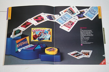 1991 Parker Brothers Catalog