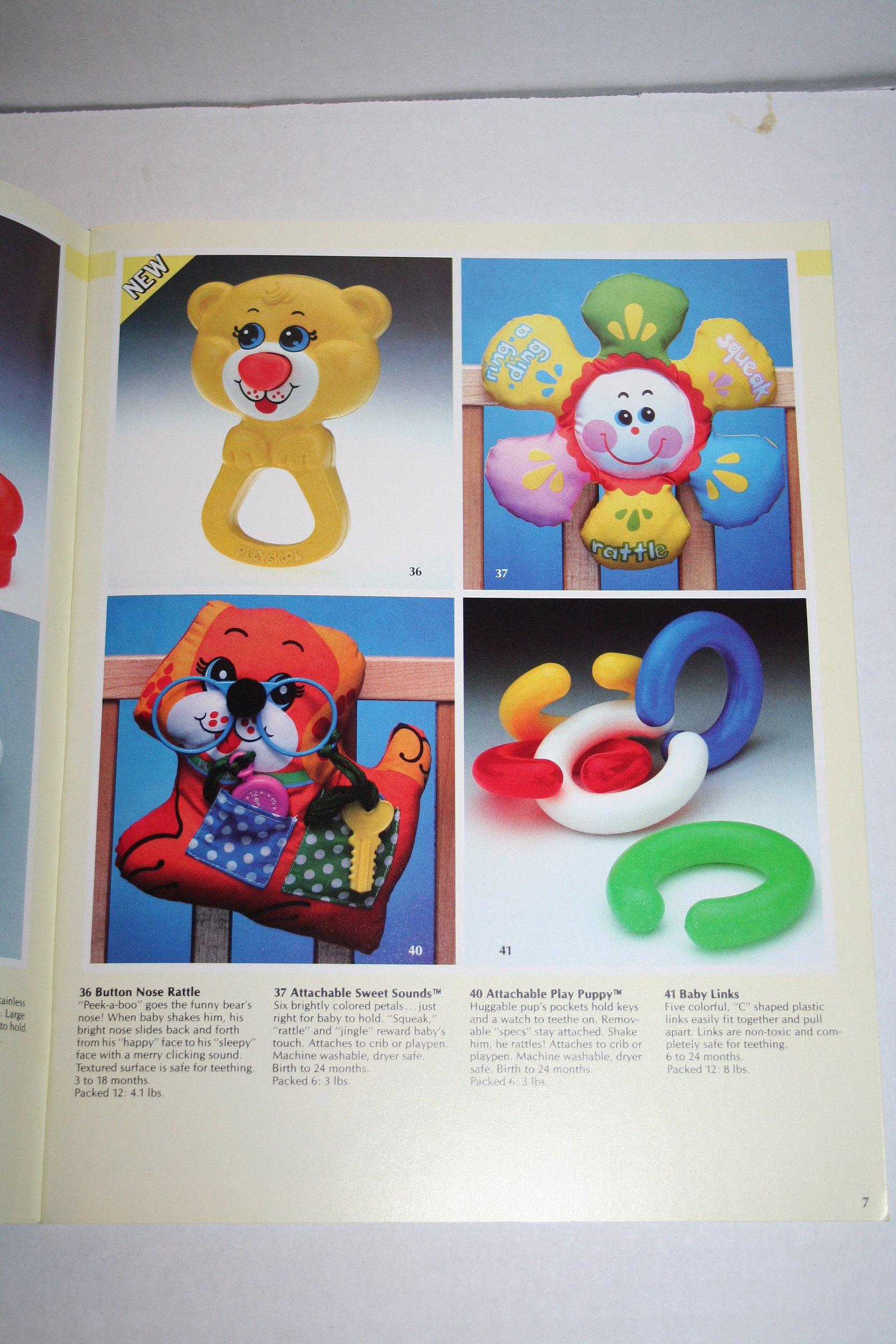 1984 Playskool Catalog