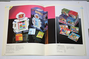 Toy Catalog - 1984 Playskool - Alphie II
