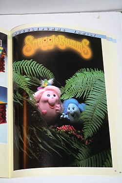 Toy Catalog - 1984 Playskool - Snugglebumms