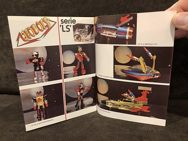 Toy Catalog: 1980 Polistil