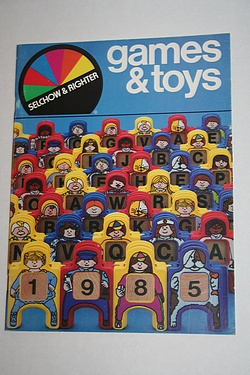 Selchow & Righter Catalog from 1985