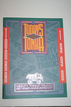1990 Tonka Toy Fair Dealer Catalog