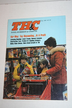 Toy Catalogs: Toys, Hobbies & Crafts - May 1980