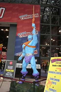 New York Comic Con - Faker