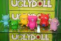 The other six new Uglydoll action figures.