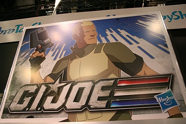 New York Comic Con 2011 - G.I. Joe