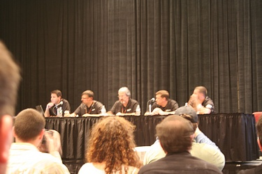 New York Comic Con 2011 - Hasbro- Star Wars Panel