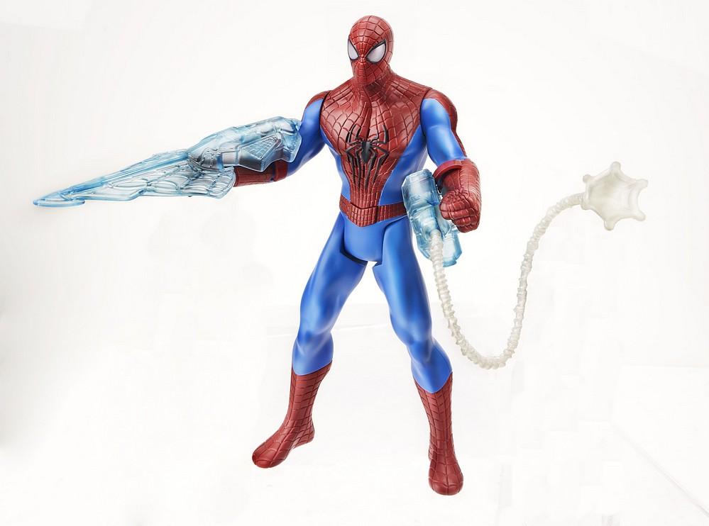 New Spider Man 2 Toys : New york comic con coverage hasbro spider man