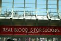 The Tru:Blood marketing campaign that was all over the show