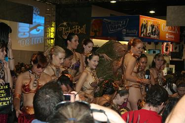 Slave Leia group