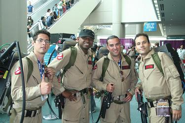 Ghostbusters Group