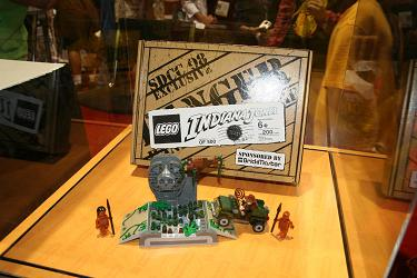 Lego Exclusive Indiana Jones Set