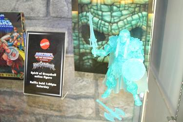 Mattel He-Man - Spirit of Grayskull highly limited figure