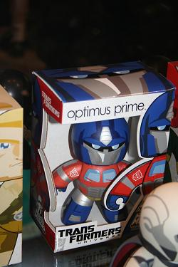 Hasbro Mighty Mugg Optimus Prime
