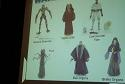 General Grievous, Stass Allie, Commander Faie, FX-6, Bail Organa, Breha Organa