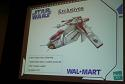 WalMart Exclusive - Clone Wars Gunship, Lucky Lekku (11/1/2008)