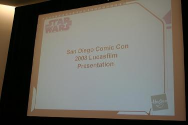 Hasbro - Star Wars, Indiana Jones Panel