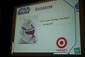 Target Exclusive - Clone Voice Changer Helmet, red deco (9/7/2008)